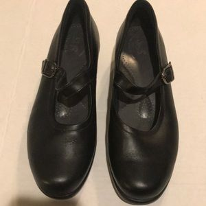 SAS Tripad Black leather Mary Jane - Sz 6.5